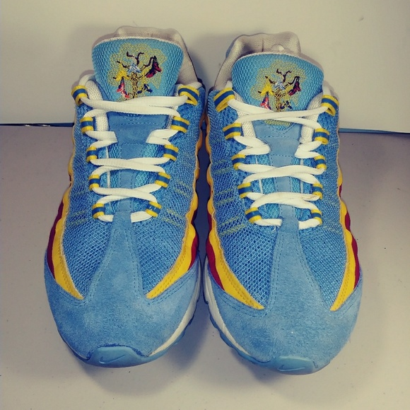 Nike Air Max 95 Zen University BlueRed | SneakerFiles